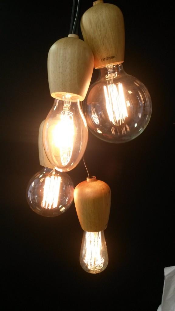venta de bombillas vintage en Burgos