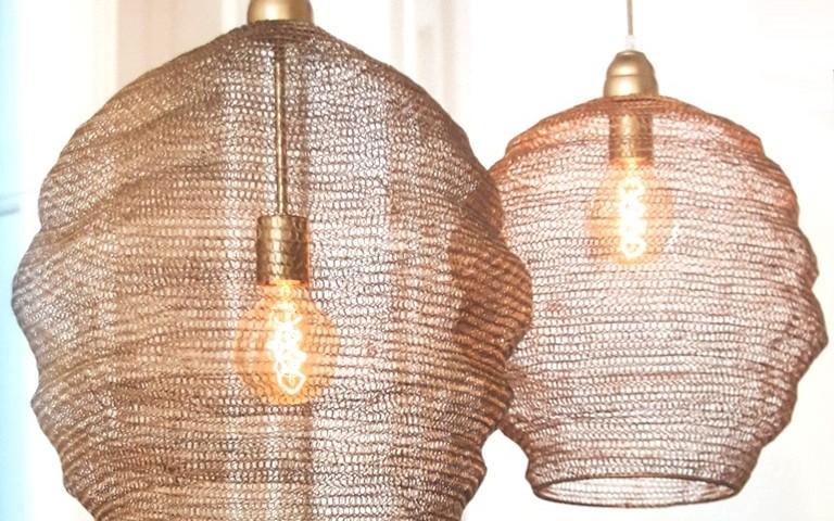 lámparas vintage en burgos