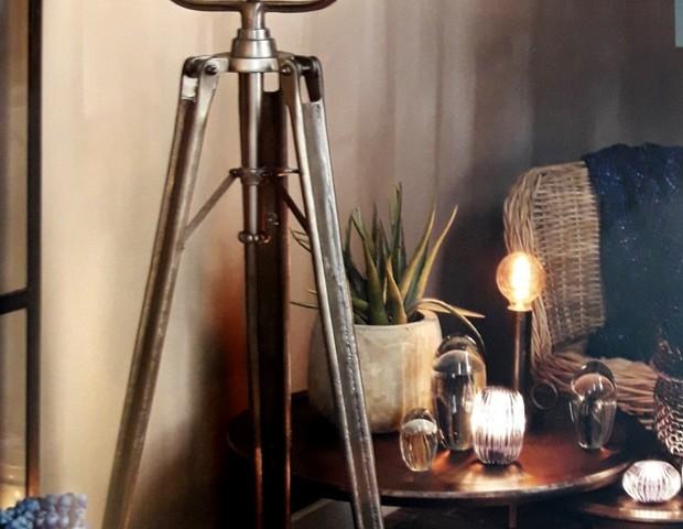 lamparas de estilo industrial en burgos