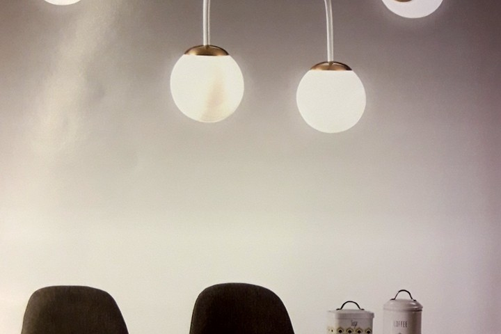 lamparas estilo ecléctico